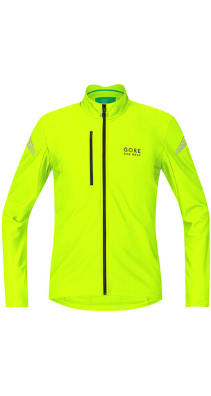 GORE BIKE WEAR Element Thermo - Maillot manga larga - amarillo